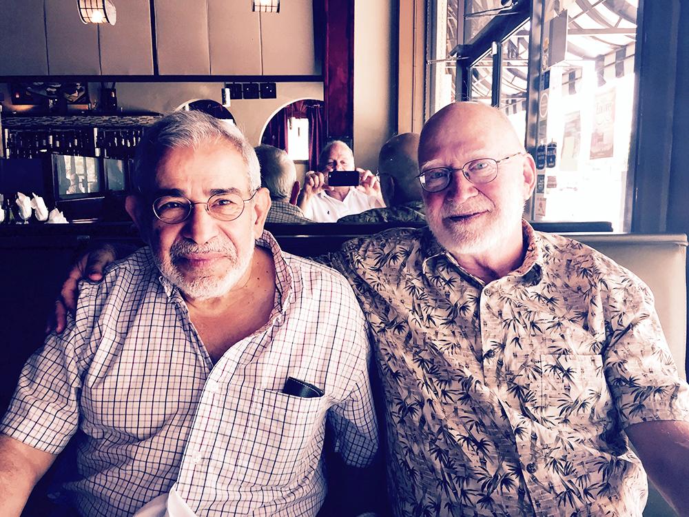 Rafael and Jim