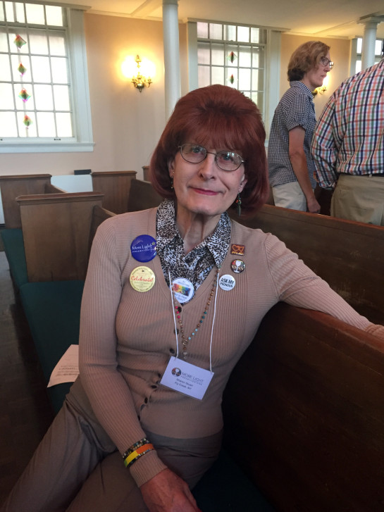 Sharon Stuart